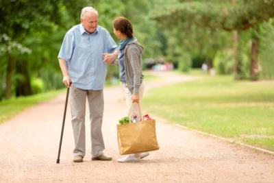 témoignage sur Predical : Aider son parent, veiller sur lui, senior en sécurité et répit des aidants