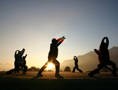 Le qigong, secret de longévité
