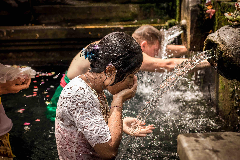 Memento sur la nécessité de boire de l'eau pour tous